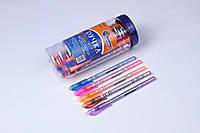 "Ручки шариковые Josef Otten ""White Line"" №811,синие,0.6 mm,30 шт/банке, фото 1"