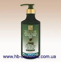 Шампунь для укрепления и оздоровления волос с добавлением оливкового масла и меда (780 мл). Health & Beautу