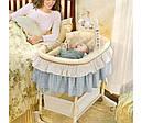 Колыбель - кроватка Milly Mally Sweet Melody цвет Star 120726, фото 8