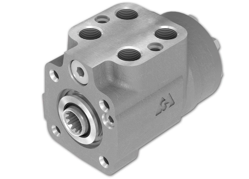 Насос-дозатор HKUS 160 см3 - для МТЗ-1221/1512, КСКУ-6АС, Massey Fergusson, корнеуборочные машины РКМ