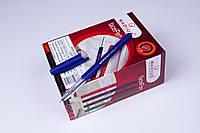 """Ручки кулькові Radius """"face Pen"""",сині,0.7 mm,50 шт/упаковка, фото 1"""