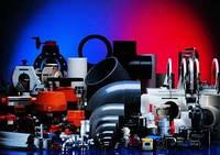 Пластиковые трубы и фитинги, ПП, ПЭ, ПВХ, GF, AGRU, STUBBE