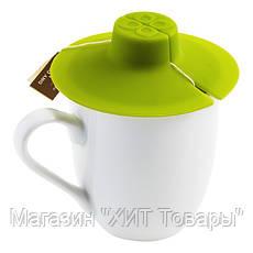 Cиликоновая крышка Tea Bag Buddy, фото 3
