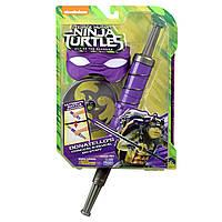 """Боевой набор Донателло 3в1 из к\ф """"Черепашки Ниндзя 2"""" - Donatello, Out of the Shadows, Playmates Toys"""
