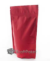 Пакет дой пак zip-замок красный 130*200