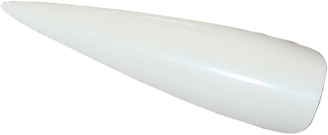 Типсы для наращивания ногтей (French Almond White)