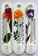 Комнатный термометр пластмассовый