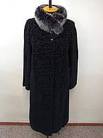 Пальто женское зимнее Р-236- 52 размер