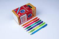 "Ручки шариковые,автомат, Radius ""Tri Click"",синие,0.7 mm,50 шт/упаковка, фото 1"