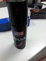 Газовый баллончик Police спецназ SWAT, для  самообороны