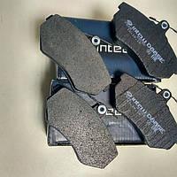 Колодки тормозные передние Chery Tiggo/ Chery Amulet, Geely CK1 (Intelli)
