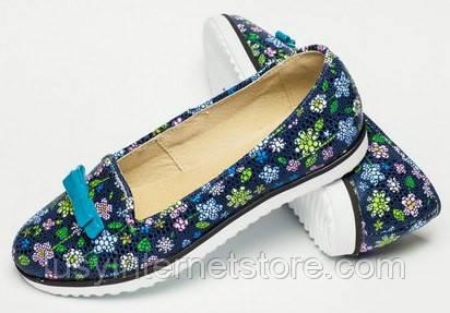 d8903aa3 Балетки детские кожаные для девочки, летняя детская обувь от производителя  модель ДЖ-4013