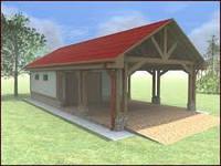 Строительство гаражей, навесов для машин