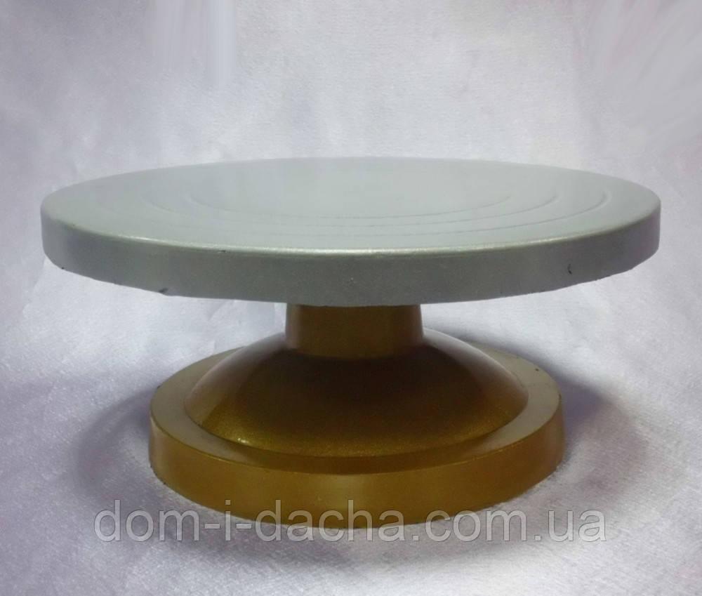 Столик поворотный кондитерский металл