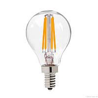 LED лампа Biom FL-303 G45 4W E14 Filament