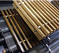 Варианты покраски деревянной решетки для конвектора. Можете выбрать цвет по палитре цветов или выслать нам образец Вашего напольного покрытия.
