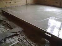 Засыпка керамзита, граншлака под стяжку