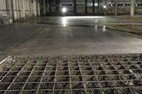 Устройство стяжек, восстановление бетона, устройство полов
