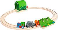 """E3800 Набор железной дороги """"Путешествие по джунглям"""""""