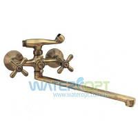 Смеситель для ванны  цвет бронза ЕвроПродукт 143 Dominox Bronze