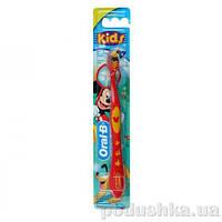 Зубная детская щетка Oral-B Kids мягкая 86279