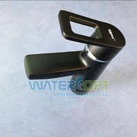 Смеситель для раковины черный Zerix Z1030-6