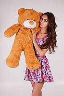 Медведь Тедди карамельный 120 см разные цвета (Подарки на 8 марта)