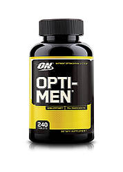 Optimum Nutrition Opti Men 240 таблеток