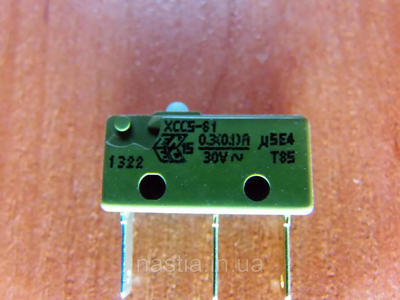 Мікроперемикач, XCC5-81 (дозатор)