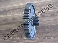 Блок шестерня Z-82/17 ЗМ-60, фото 1