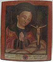 Икона Ахтырской Богоматери   18 век