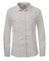 Белая рубашка для девочки р.134-164 (арт.1033)