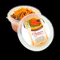 Салат Морковь с грибами