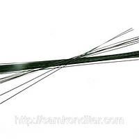 Проволока цветочная ,зеленая, фото 1