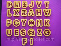 Вырубка Алфавит английский набор, фото 1