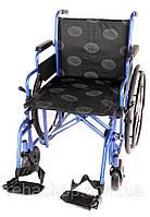 Коляска инвалидная усиленная OSD Millenium-HD-50 см, фото 1