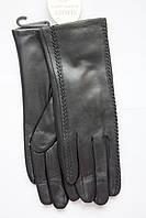 Женские кожаные перчатки из козы БОЛЬШИЕ