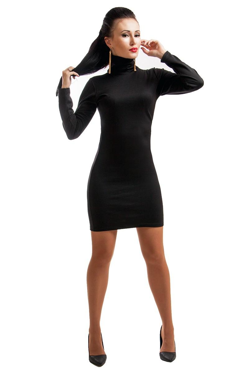 """Платье """"MIRANDA"""" черный"""