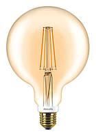 Philips LEDClassic 7-60W G120 E27 2000K GOLD APR
