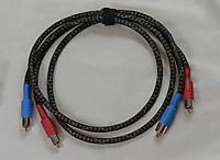 Межблочные RCA кабели Cerious Technologies Nano Signature, фото 1
