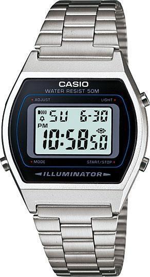 Casio B640WD-1AVEF оригинал