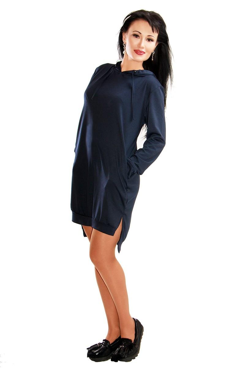 "Платье ""NEXT"" темно-синий"