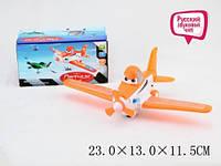 Самолетик Летчик детский игровой