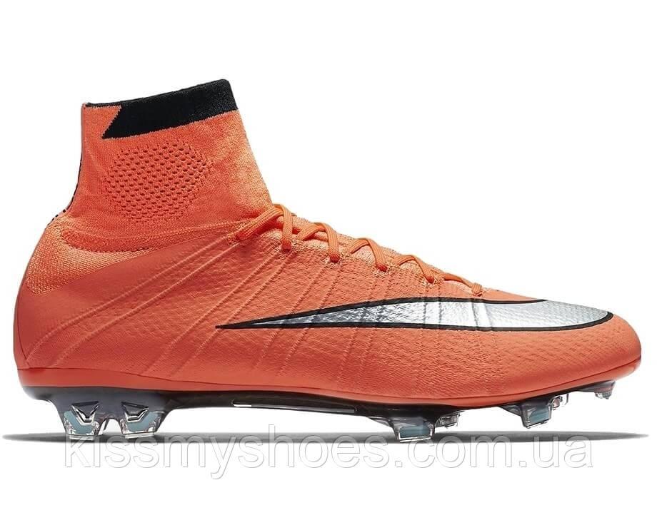Футбольные бутсы Nike Mercurial Superfly 2016 Mango - Интернет магазин  модной обуви и одежды