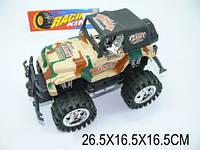 Машина инерциоонная Джип Армия для детей