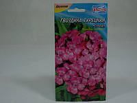 Семена гвоздики турецкой, розовая - 0,2 г