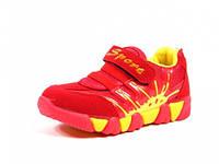 Кроссовки детские Шалунишка:300-157 Красный,р.27(16,3 см)