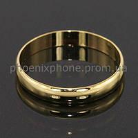 Классическое французское кольцо. Внешняя оболочка - золото(10195)