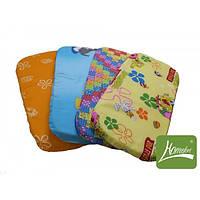 Матрасик в детскую коляску, 35х80х2 см (поликоттон, кокос) ТМ Хомфорт 4 цвета