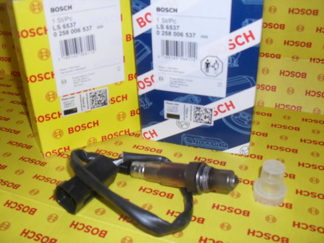 Лямбда-зонд Bosch 0258006537, лямбда ВАЗ 2110 2112, 0 258 006 537,